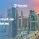 50 ans exemption Free Zone à Dubai